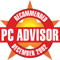 PC Advisor Recommended Award