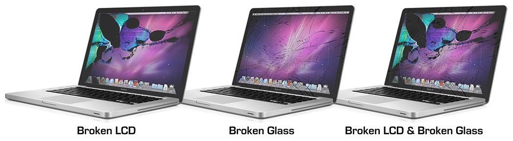 SimplyFixIt can fix the broken screen on your MacBook.  If you just broke the glass screen or you dented the top and broke the LCD, we can repair it for you fast.  Our price on a MacBook screen repair is about half of what Apple charge.  If you need a MacBook screen repair in Edinburgh and want it done right call us now.