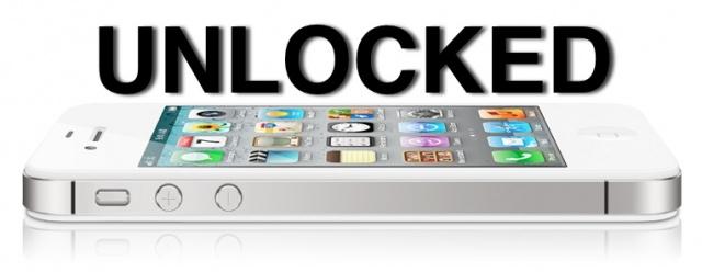 Unlock free o2 iphone