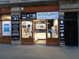 click to see contact details for SimplyFixIt at Waverley Steps