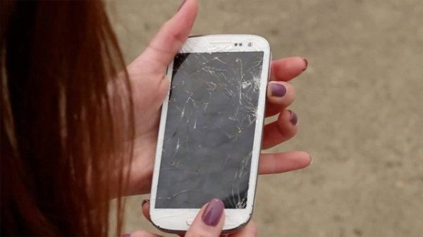 Don't put up with a broken Samsung Galaxy S3 screen