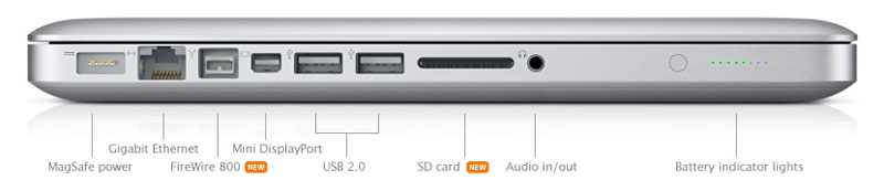 Macbook Pro Mb990ll A Mid 2009 A1278 163 599 Simplyfixit