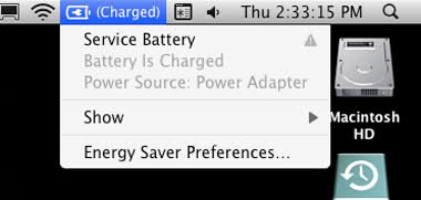 How to tell if your MacBook battery needs to be replaced
