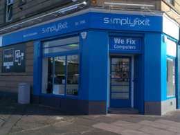 click to see contact details for SimplyFixit at Glasgow Road