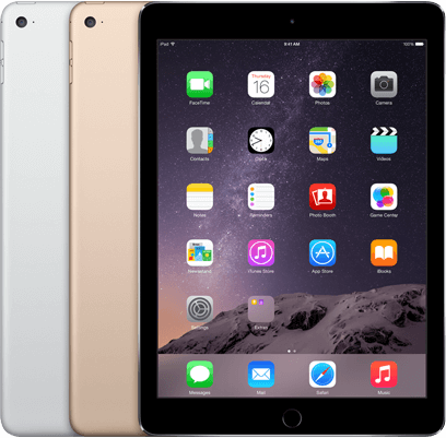 iPad Air 2 with cellular capabilities