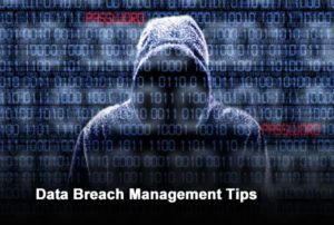 What to do if you find out that your data was stolen during a data breach.