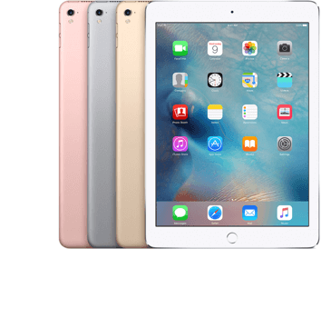 iPad Pro 9.7 inch, Wifi and cellular model