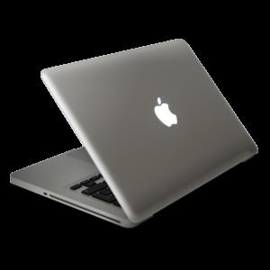 A 13-inch, non-retina MacBook Pro