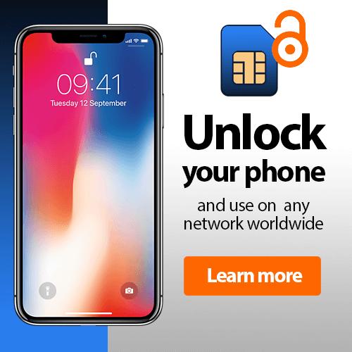 how do i unlock my sim on iphone 7